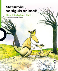 Portada Marsupial, no siguis animal!