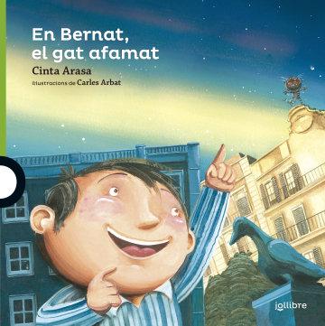 Portada Bernat, el gat afamat