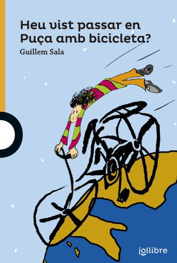 Portada Heu vist passar en Puça amb bicicleta?