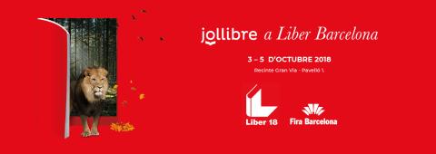 Jollibre a Liber Barcelona
