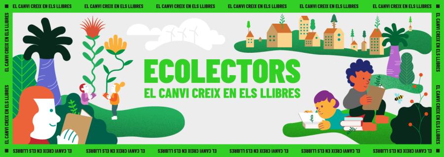 Ecolectors. El canvi creix en els llibres
