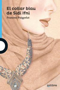 Portada El collar blau de Sidi Ifni