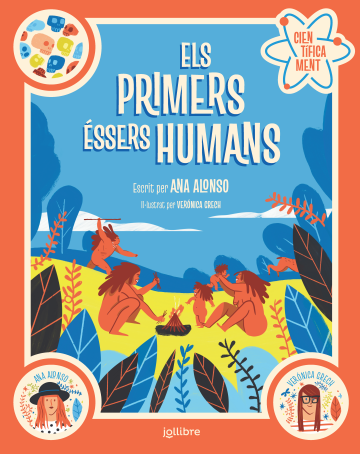 Portada Els primers éssers humans